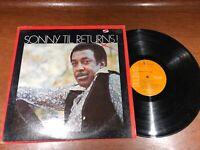 Sonny Til – Sonny Til Returns! - VG/VG+ Vinyl LP Record