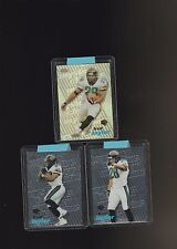 1999 Topps Mystery Chrome Refractor M3 Fred Taylor + Chrome M15 M8