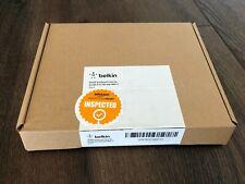 """Belkin QODE Keyboard Case for Kindle Fire HD & HDX 7"""", Black, Open Box, FSL164"""