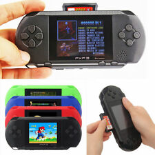 Handheld Game Console Portable 16 Bit Retro Video Game Player 150 Games Blue