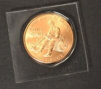 """2009 P Lincoln """"Formative Years"""" Cent  Satin Finish Copper Penny"""
