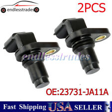 2X Engine Camshaft Position Sensor For Infiniti Nissan Maxima Altima 23731-JA11A