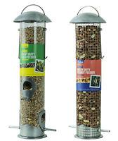 Woodside Large Heavy Duty Hanging Garden Wild Bird Peanut & Seed Feeder
