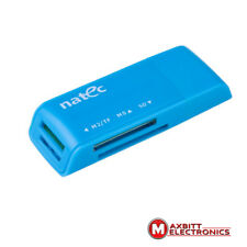 EXTERNAL USB ALL IN ONE CARD READER SD SDHC MINI MICRO M2 MMC XD  MS P /952