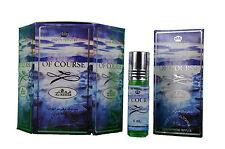 Of Course 6ml (box of 6) Al Rehab Perfume Oil/Attar/Ittar
