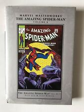 Marvel Masterworks Amazing Spider-Man 8 - Hardcover Book