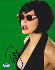 Rose McGowan HAND SIGNED 8x10 Photo, PSA/DNA, Autograph, Charmed, Grindhouse