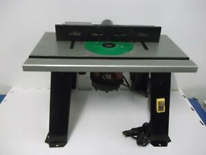 Black & Decker Router and Router Table