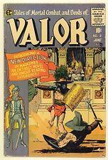 Valor #2 (1955) Good / Very Good 3.0 ~ Al Williamson ~ Adventure ~ EC Comics C2