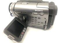 Sony DCR-TRV270E PAL Handycam Digital 8 Camcorder