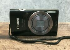 Canon PowerShot ELPH160 Digital Camera 8x Optical Zoom w/Memory card