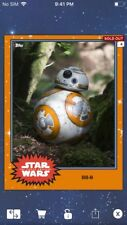 Topps Star Wars Digital Card Trader ? BB-8 S4 Base Variant Insert