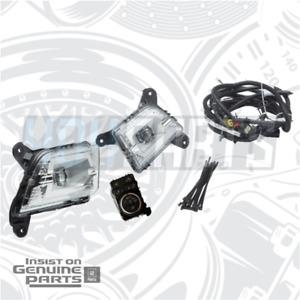 2019 2020 Chevy Silverado 1500 Front Fog Lamp Kit GENUINE GM 84280752