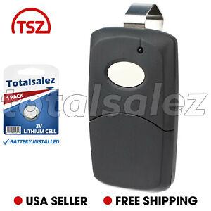 For 3089 Multi-Code Multicode 308911 Linear MCS308911 300mhz Remote Black
