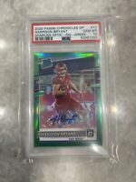2020 Chronicles Optic Rated Rookie Auto Harrison Bryant Green 1/5 PSA 10