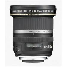 Canon EFS 10-22mm F3.5-4.5 USM Ultra Wide Angle Zoom Lens Brand New jeptall
