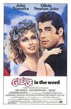 "GREASE - MOVIE POSTER / PRINT (REGULAR STYLE) (SIZE: 27"" X 40"")"