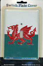 Welsh Dragon Switch Plate Cover [2078]