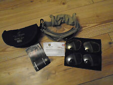 REVISION MILITARY BULLET ANT GOGGLES BRITISH ARMY ISSUE