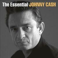 JOHNNY CASH-THE ESSENTIAL JOHNNY CASH NEW VINYL