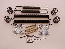 Datsun 240Z 260Z 280Z 1970-76 Drum Brake Springs Hardware Kit Rear New 058