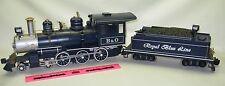 Bachmann 4-6-0 B&O 1332 Royal Blue Line Steam Locomotive & Tender