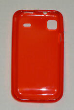 TPU Soft Gel Skin Case For Samsung Vibrant T959 RED