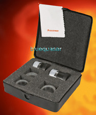 CELESTRON PowerSeeker Accessory Kit 94306 w/2 Eyepieces., 3 Filters, Carry Case
