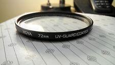 Filtro UV x Canon Xl1 HOYA 72mm UV-GUARD (COATED)