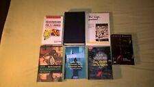 Bücherpaket: 4 Thriller, 3 Geldratgeber