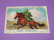 CHROMO CHOCOLAT PUPIER EUROPE 1932 POLOGNE JEAN SOBIESKY