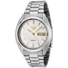 Seiko Quartz (Automatic) Silver Case Wristwatches