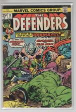 DEFENDERS (1972 MARVEL) #19 FN+ A15227