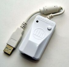 NEW Nintendo Wii Rock Band 3 White KEYBOARD RECEIVER Dongle ONLY wireless usb