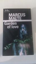 Marcus Malte - Garden of love - Folio Policier