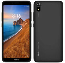 "Xiaomi Redmi 7A 32GB Matt Schwarz NEU Dual SIM 5,45"" Smartphone Handy OVP ✅"