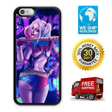 Suicide Squad Harley Quinn Case Cover For iPhon 12 iPod / Samsung Galaxy Note 20
