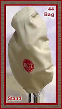 """RCA Microphone Cloth Fabric Bag - Model 44 """"Stand"""" Style"""
