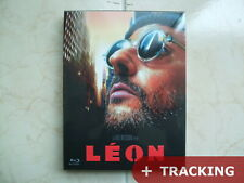 Leon .Blu-ray w/ Slipcover / Extended Cut