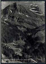 """Ansichtskarte - """"Schröcken im Bregenzerwald mit Mohnenfluh"""""""