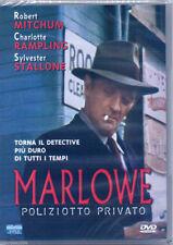 Marlowe poliziotto privato (1975) DVD NUOVO Sylvester Stallone. Robert Mitchum C