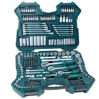 MANNESMANN 98430 Steckschlüsselsatz Werkzeugkoffer 215tlg.