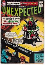 TALES OF THE UNEXPECTED #91 (VG+) 1st Appearance of AUTO-MAN! DC Silver-Age 1965