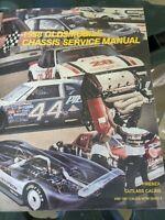 1988 Oldsmobile Firenza Cutlass Calais Service Manual