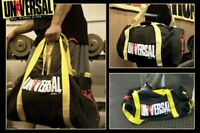 Universal Nutrition Vintage Gym Bodybuilding Bag DISCONTINUED STOCK GET IN FAST