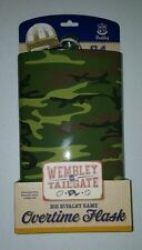 New listing Wembley Tailgate 64 oz Stainless Steel Overtime Flask Camo New