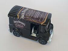 Hot Wheels JACK DANIELS Whiskey MASTER DISTILLER Delivery truck Bread Box custom