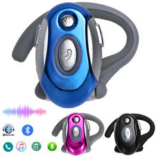 NEW 3 Color Business Handsfree Earphone Wireless Bluetooth Headset For Nokia US