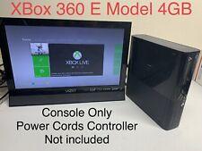Xbox 360 E Console Model 1538 Black