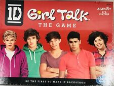Hasbro Gaming 1D One Direction Girl Talk The Game board/card game - Sealed New!